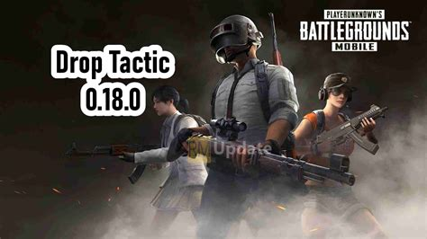 PUBG Mobile: Whats is Drop Tactic feature of PUBG Mobile 0