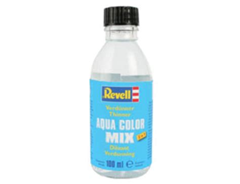 Revell Color Mix Thinner for Acrylic Paints 100ml - 39621