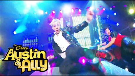 Ross Lynch - Chasin the Beat of My Heart - AUSTIN & ALLY