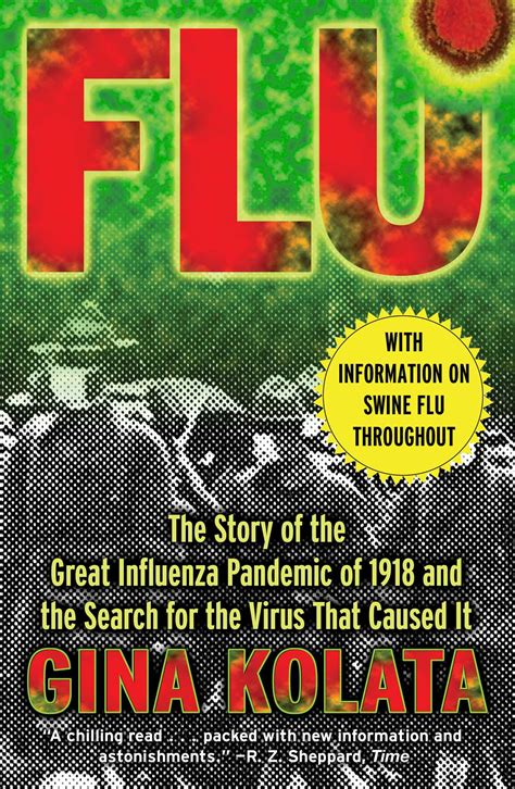 Flu | Book by Gina Kolata | Official Publisher Page