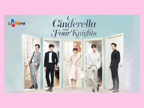 Who's your 'Cinderella & Four Knights' ideal guy? [QUIZ