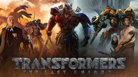 Transformers: The Last Knight - Trailer #4