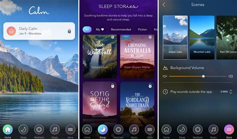 The best apps to help you fall asleep
