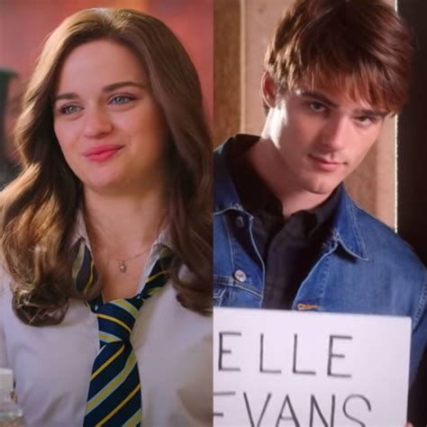 Joey King and Jacob Elordi Reunite in The Kissing Booth 2