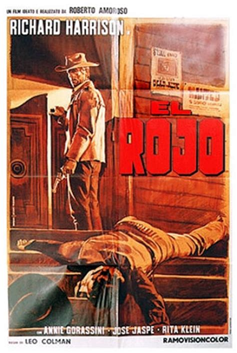 Rojo, El - The Spaghetti Western Database