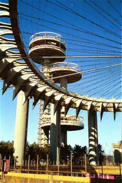 New York State Pavilion, Flushing Meadows Park, Queens