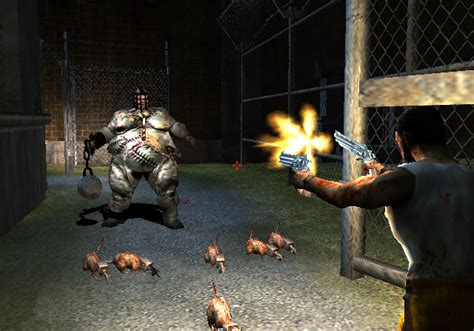 Freeware / Freegame: The Suffering Free Full Game   MegaGames
