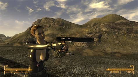 Welrod Bolt Action Suppressed Pistol Mod in Fallout New