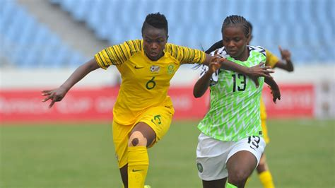 FIFA Women's World Cup 2019™ - News - Nigeria and history