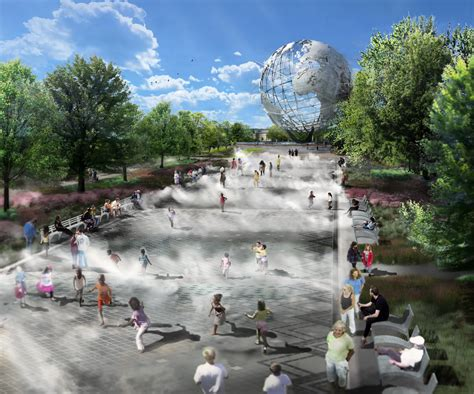 Fountains at Flushing Meadows Corona Park to get $5