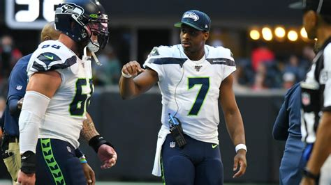 Geno Smith clarifies whether he called heads or tails in