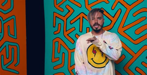 """J Balvin Lets His Global Ambition Shine With """"Mi Gente"""""""