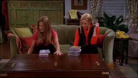 The One With The Apothecary Table | Friends Central | Fandom