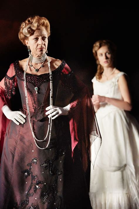 'An Inspector Calls' West End Production - Hand & Lock