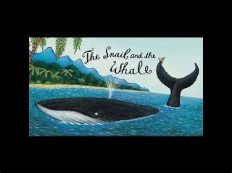 The Snail and the Whale | Julia Donaldson | Axel Scheffler