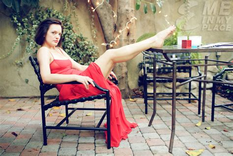 eElisabeth Moss legs for Me In My Place Photoshoot for
