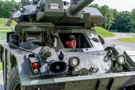 Keeping the Tanks Rolling