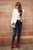 """Pull&Bear Jeans, BCBGeneration Pumps 