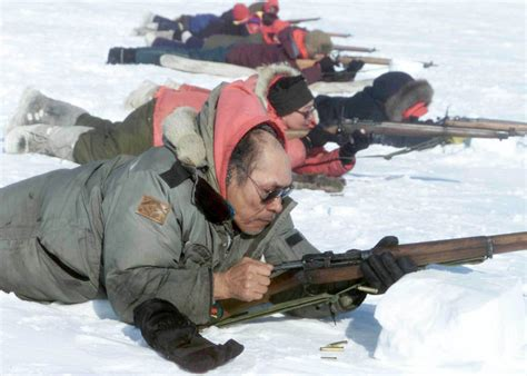 Canadian Rangers to retire Lee-Enfield rifles - The