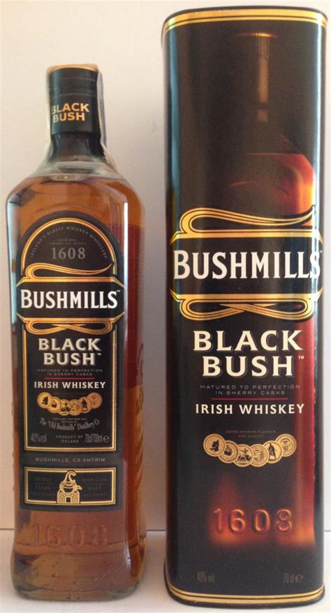 Bushmills Black Bush - Ratings and reviews - Whiskybase