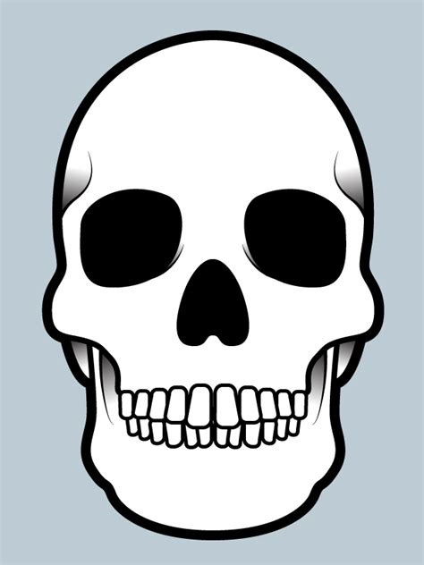 Three Weeks of Spooky Content and the Skull Decoration