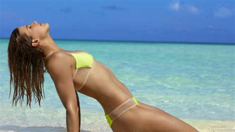 Canadian tennis star Eugenie Bouchard posed for SI's