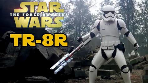 Make Your Own STAR WARS Riot Baton To Hunt Down Traitors
