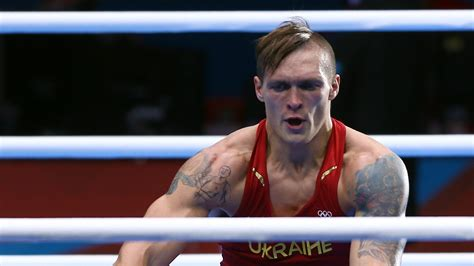 Video: Oleksandr Usyk scores eighth knockout in eight