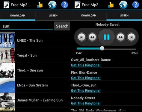free-mp3-download - Android Apps Reviews/Ratings and