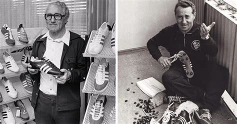 Adidas and Puma Were Founded By Two Brothers Who Began As
