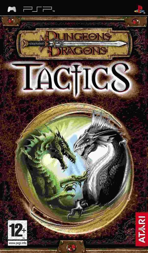 Dungeons & Dragons Tactics - PSP | Review Any Game