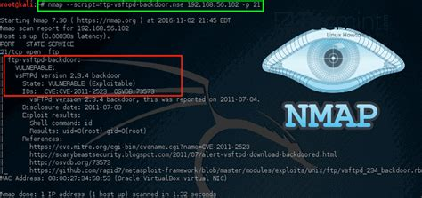 A Practical Guide to Nmap (Network Security Scanner) in