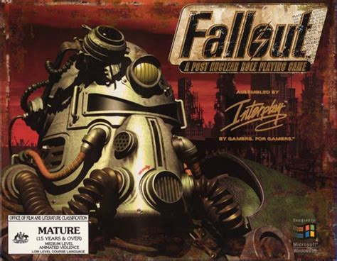 Fallout: A Post Nuclear Role Playing Game – Krypta