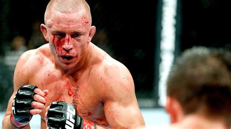 Michael Bisping on Georges St-Pierre fight: 'If he wants