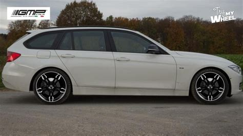 BMW Serie 3 Touring Alloy Wheels Simulation | GMP Italia