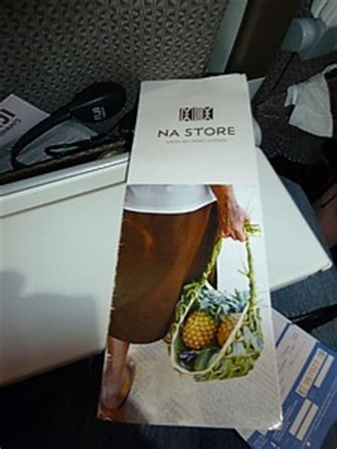 Fiji Airways Reviews - Inflight Food - Airline meal pictures