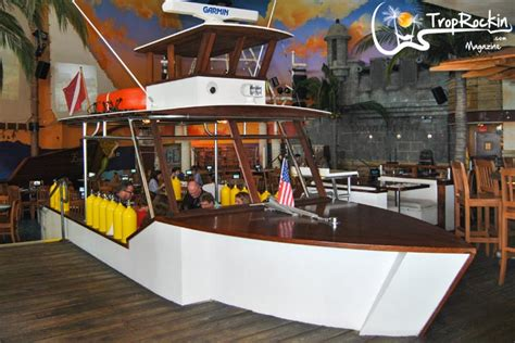 Margaritaville Cafe in Panama City Beach is a Tropical