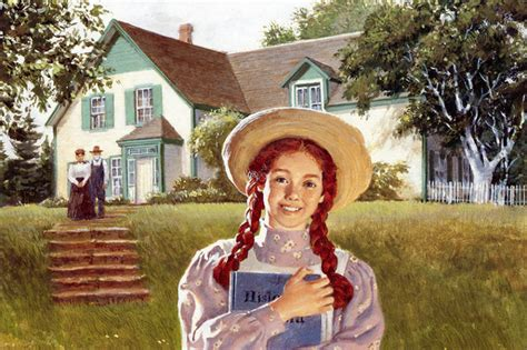 What Anne of Green Gables might say at PEI's international