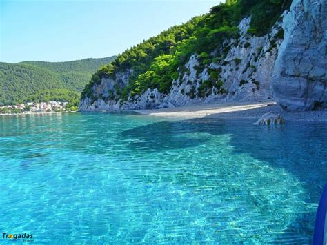 One day cruise to Skopelos and Alonissos islands