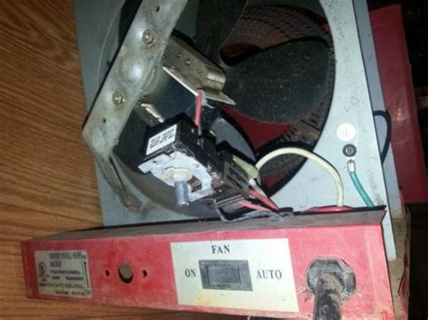 Adding Low Voltage Thermostat Wiring to 240V Heater