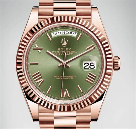 Rolex: Oyster Perpetual Day-Date – Baselworld 2016   est1905