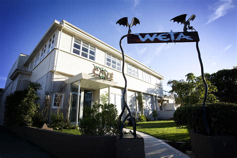 Weta Caves Workshop Studio Guided Tours: Silver Fern Holidays