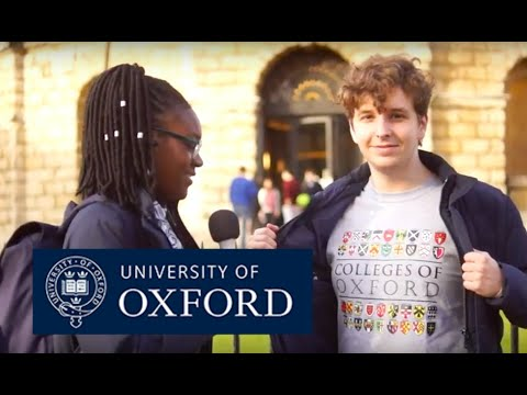 Which Oxford colleges offer my course? | University of Oxford
