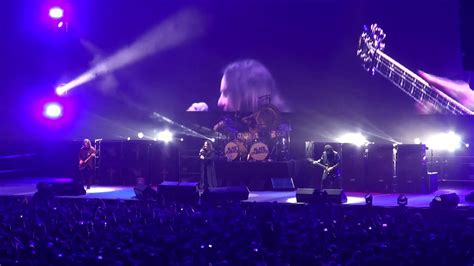 Black Sabbath - Live in Moscow, 12