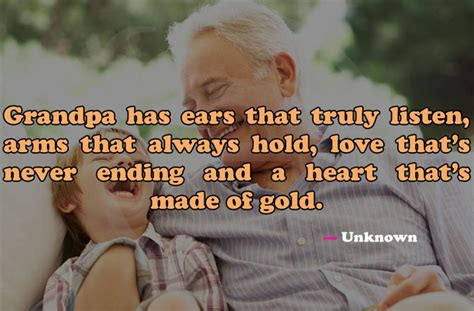 34 Father's Day Wishes & Quotes for GrandPa - | Father's Day