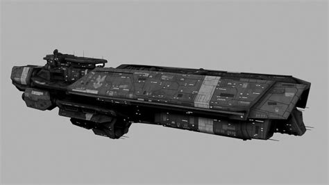 Orion-class Assault Carrier image - Sins of the Prophets