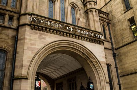 University of Manchester comes in at 34 in the QS World
