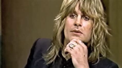 A Heartbroken Ozzy Osbourne Gives His First Interview
