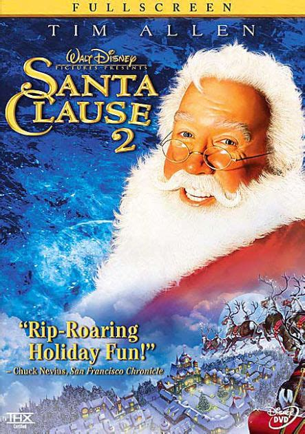 The Santa Clause 2 by Michael Lembeck |Elizabeth Mitchell