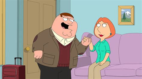 Family Guy S12E17: Peter wird intelligent (The Most